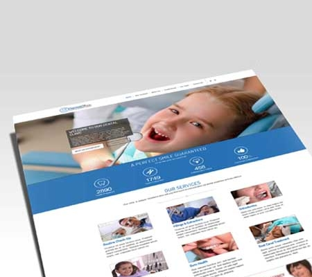 Dental Website Design, Dentist Website