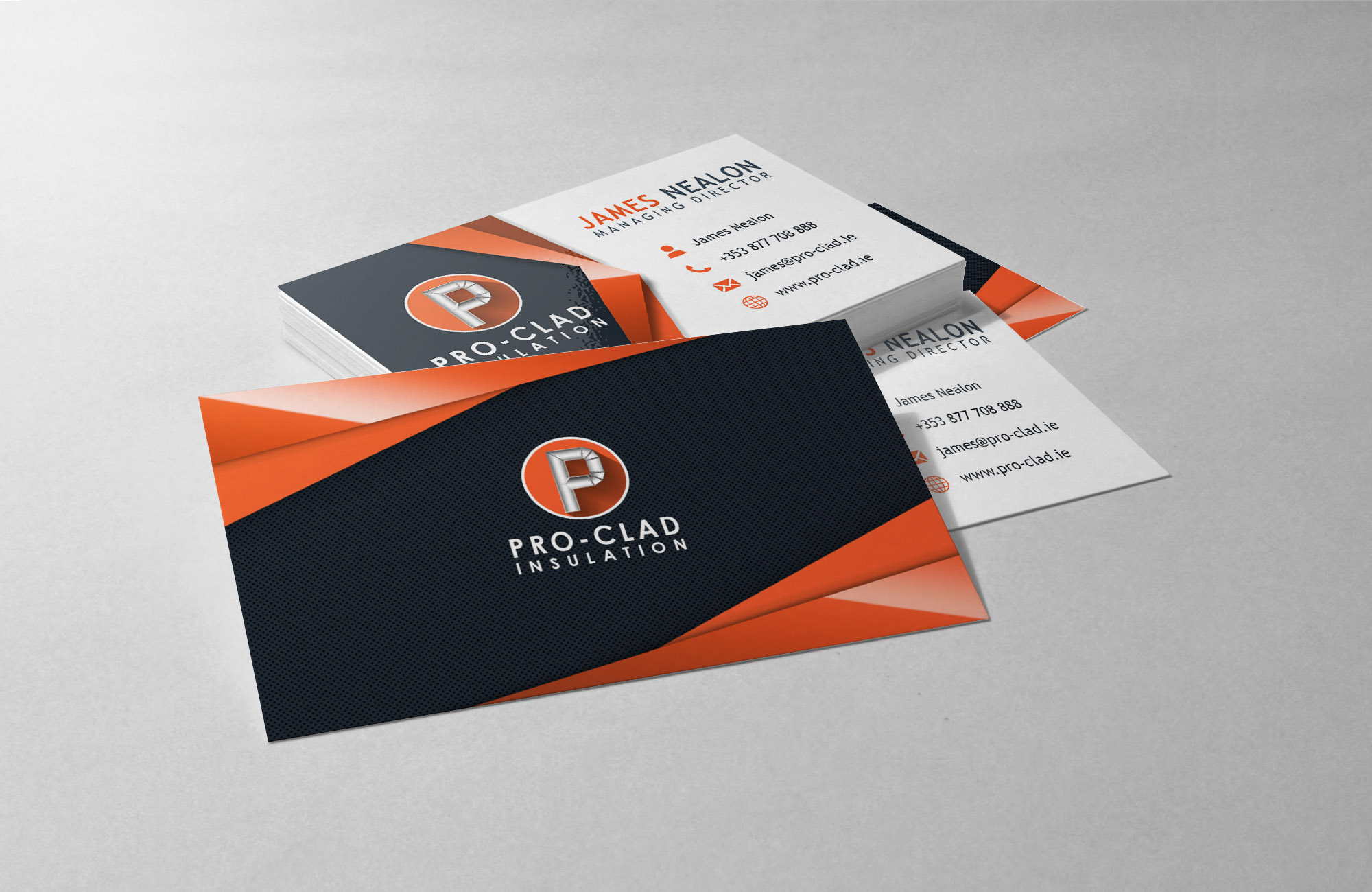 Pro-Clad Business Cards