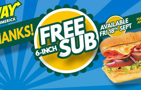 SUBWAY - Promo Graphic